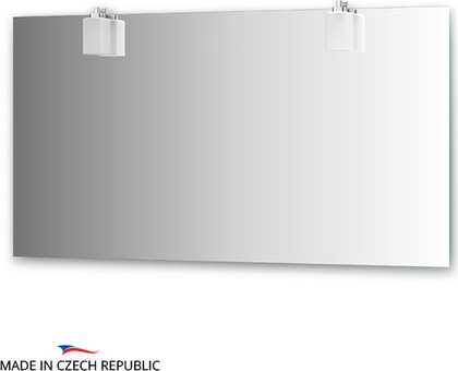 Зеркало со светильниками 140х75см Ellux BOL-A2 0217