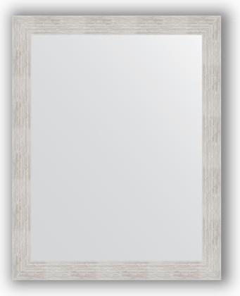 Зеркало в багетной раме 76x96см серебреный дождь 70мм Evoform BY 3272
