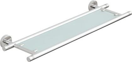 Полка стеклянная L600 хром Сунержа Каньон 00-3003-0600