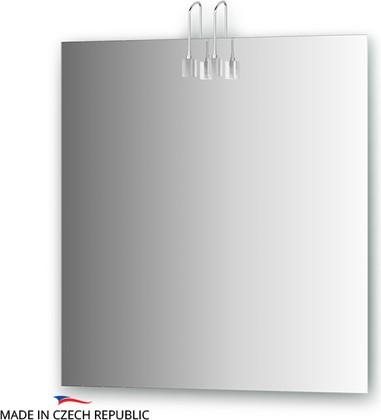 Зеркало со светильниками 70x75см Ellux ART-A2 0209