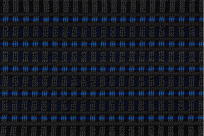 Коврик придверный 40х60см синий Golze POLY BRUSH 250-15-20