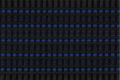 Коврик придверный Golze Poly Brush 40х60, синий 250-15-20