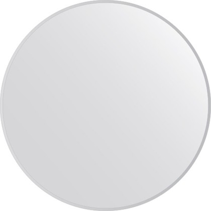 Зеркало для ванной диаметр 80см с фацетом 10мм FBS CZ 1009