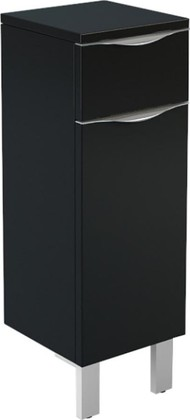 Шкаф средний напольный, 1 дверь, 1 ящик, левый 30x34x86см Verona Urban UR410L