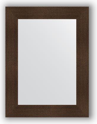 Зеркало в багетной раме 60x80см бронзовая лава 90мм Evoform BY 3056