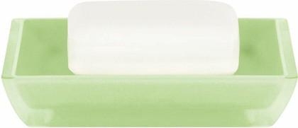 Мыльница зелёная Spirella Freddo 1016102