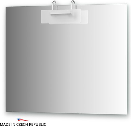 Зеркало со светильником 90х75см, Ellux MOD-D1 0212