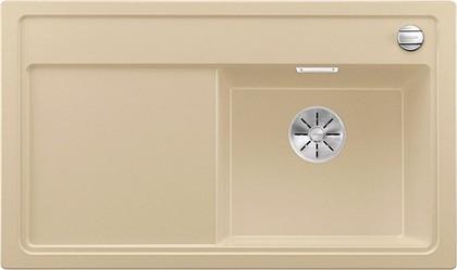 Кухонная мойка Blanco Zenar 45S, чаша справа, клапан-автомат, шампань 523715