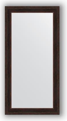 Зеркало в багетной раме 82x162см темный прованс 99мм Evoform BY 3350