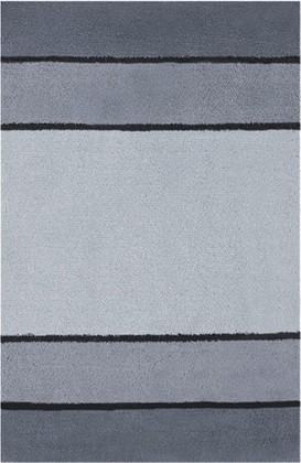 Коврик для ванной 60x90см серый Spirella CALMA 1014738