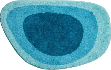 Коврик для ванной Grund Lake, 50x75см, бирюзовый b2596-153003128