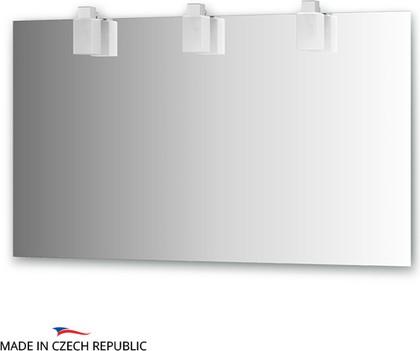 Зеркало со светильниками 130x75см Ellux RUB-A3 0216