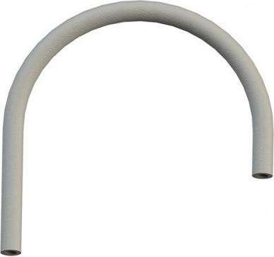 Сменный гибкий шланг для кухонного смесителя, белый Omoikiri ОT-01-W 4996002