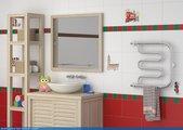 Полотенцесушитель 500x650 водяной Сунержа Лира 00-0011-5065