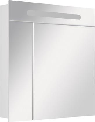 Зеркальный шкаф с флюоресцентной подсветкой 80х81см Roca VICTORIA NORD ZRU9000033