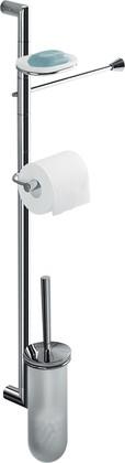 Штанга подвесная с аксессуарами для туалета, 1020мм Colombo Isole-Piantane B9422.000