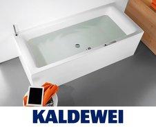 Комфорт и функциональность с элегантной ванной Kaldewei