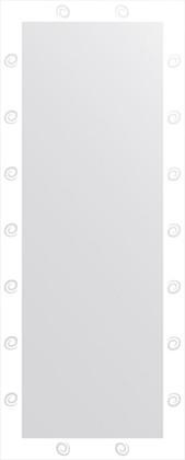 Зеркало для ванной с орнаментом 60x150см FBS CZ 0729