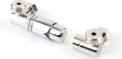 Автоматический терморегулятор 3D левый Сунержа 00-1312-0000