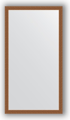 Зеркало в багетной раме 71x131см мозаика медь 46мм Evoform BY 3291