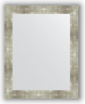 Зеркало в багетной раме 80x100см алюминий 90мм Evoform BY 3282