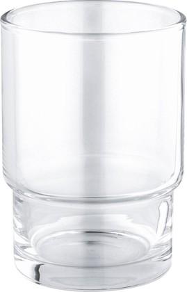 Стакан стеклянный, хром Grohe Essentials 40372001
