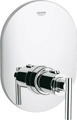 Термостат центральный встраиваемый для ванны без встраиваемого механизма, хром Grohe ATRIO 19396000