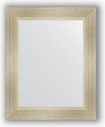 Зеркало 40x50см в багетной раме травлёное серебро Evoform BY 1336