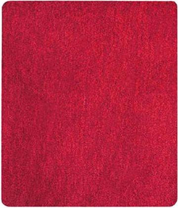 Коврик для ванной комнаты 55x65см красный Spirella Gobi 1012786