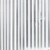 Шторка для ванной Kleine Wolke Noa, 180x200см, полиэтилен, белый 5193100305