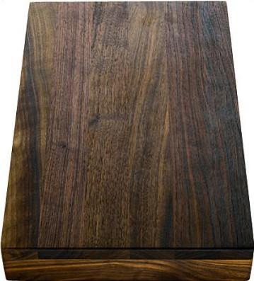 Разделочный столик из массива ореха 494x290x41мм Blanco 225331