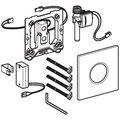 ИК привод смыва для писсуара пластиковый, хром глянцевый Geberit Sigma01 116.031.21.5