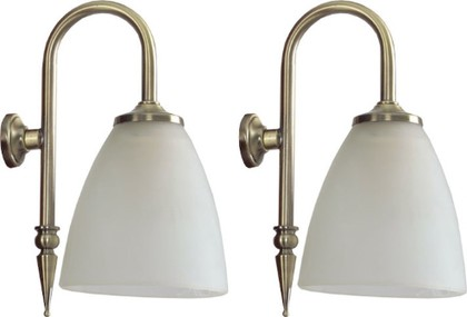 Комплект светильников 2шт, бронза Roca AMERICA ZRU9302810