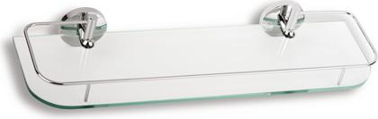 Полка для ванной с ограждением 7х13х45см Novaservis 6175.0