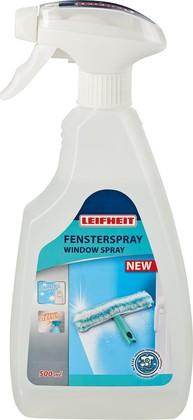 Чистящая жидкость для окон с пульверизатором, 500мл Leifheit 41409