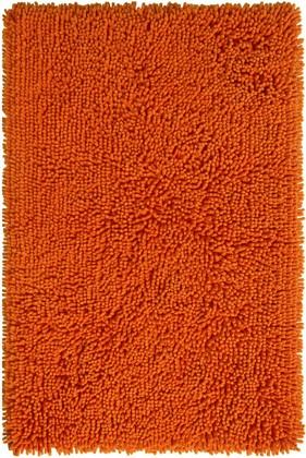 Коврик для ванной Grund Corall, 60x90см, хлопок, оранжевый 2624.14.7264