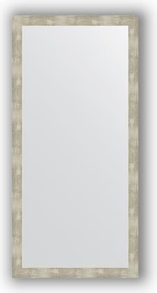 Зеркало в багетной раме 74x154см алюминий 61мм Evoform BY 3332