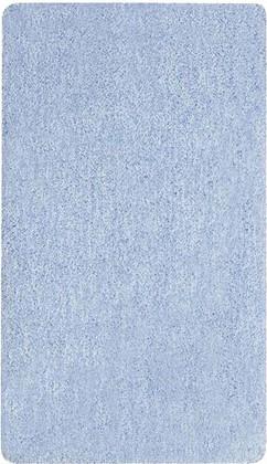 Коврик для ванной комнаты 70x120см голубой Spirella Gobi 1012425