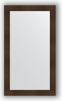 Зеркало в багетной раме 80x140см бронзовая лава 90мм Evoform BY 3312