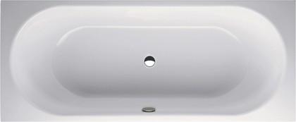 Ванна Bette Starlet 170x75 стальная, перелив по центру 1380-000