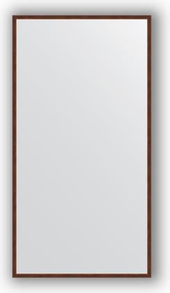 Зеркало 68x128см в багетной раме орех Evoform BY 0740