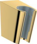 Держатель для душа Hansgrohe Porter S, полированное золото 28331990