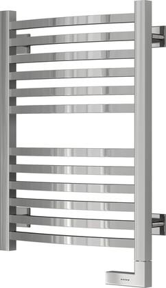 Полотенцесушитель электрический Сунержа Аркус 2.0, 600x400, МЭМ справа, полированная сталь 00-5605-6040