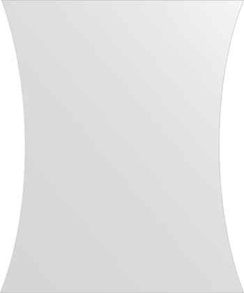 Зеркало для ванной 50/40x60см FBS CZ 0142