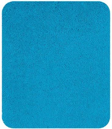 Коврик для ванной 55x65см голубой Spirella HIGHLAND 1014177