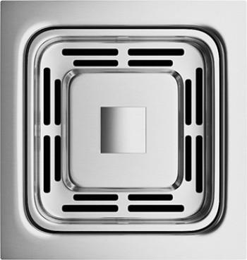 Переходник для моек для диспоузеров ISE, матовый никель Omoikiri A-01-IN 4996006