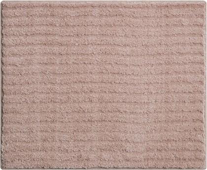 Коврик для ванной Grund Riffle, 50x60см, полиэстер, шоколадно-кремовый b4001-766306