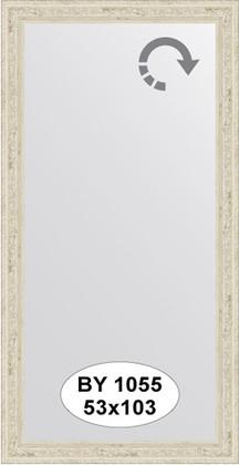 Зеркало 53x103см в багетной раме слоновая кость Evoform BY 1055