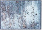 Коврик придверный Golze Pure&Soft 50x70, серо-голубой 1655-40-05-23