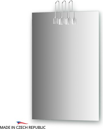 Зеркало со светильниками 50х75см Ellux ART-A3 0205